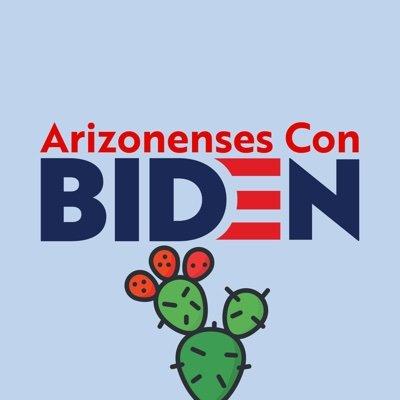 ¡Arizonenses Con Biden! 🌵 (@ArizonaConBiden) Twitter profile photo