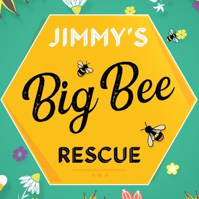 Jimmy's Big Bee Rescue