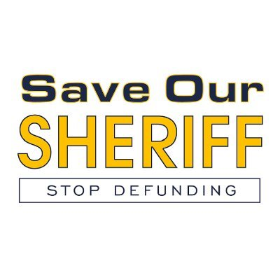 Save Our Sheriff