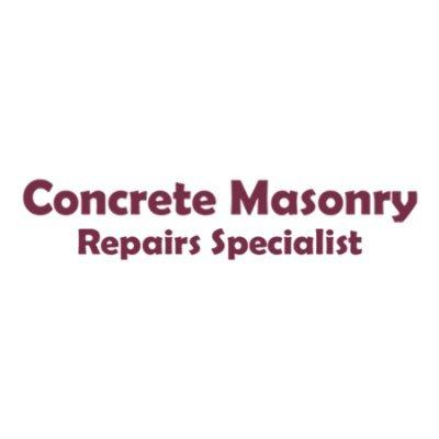 Concrete Masonry Repairs Specialist