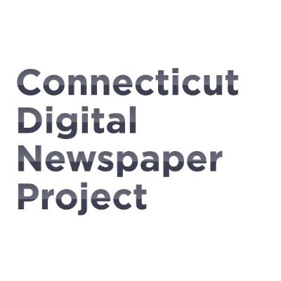 Newspaper microfilm digitization project for the state of Connecticut - part of NDNP out of Library of Congress and funded by NEH