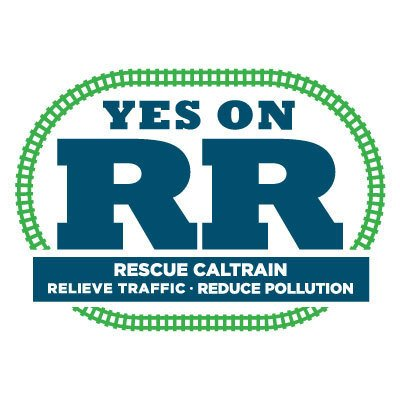 "Vote Yes On RR on Twitter: ""Santa Clara County League of Conservation Voters endorsed Measure RR because they know we need Caltrain if we want a cleaner, more sustainable transportation future. #RescueCaltrain #"
