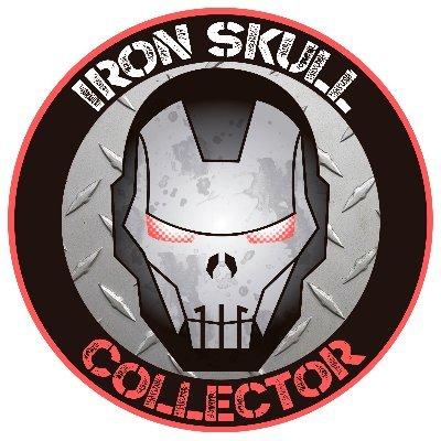 Iron Skull Collector 💀