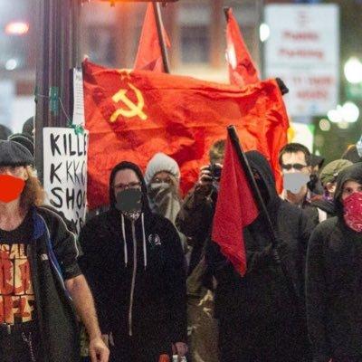 ☆☭ join antifa ☭☆ (@joinantifa) Twitter profile photo