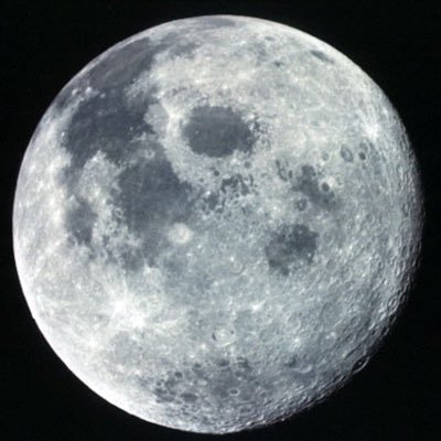 From the Moon's point of view