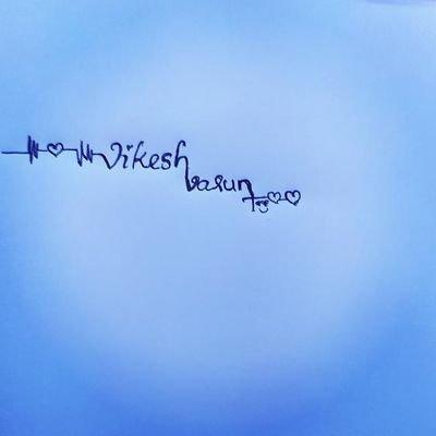 Vikesh ( @Vikesh40959854 ) Twitter Profile