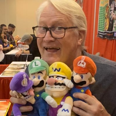 Voice of Mario, Wario, Luigi, Waluigi, Baby Luigi, Baby Mario for Nintendo.   All opinions expressed are mine alone and from my heart- no one else's.