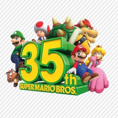 スーパーマリオブラザーズ35周年