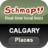 Calgary Places twitter profile