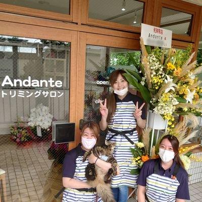 トリミングサロン Andante