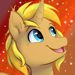 Solar Spark (@SolarSparkPony) Twitter profile photo