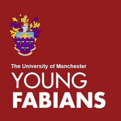University of Manchester Young Fabians (@uomyoungfabians) Twitter profile photo