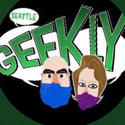 Seattle Geekly🦸♀️🦸♂️🎲🎮🏰⚔️🏴☠️