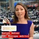 Katya Adler - @BBCkatyaadler - Verified Twitter account