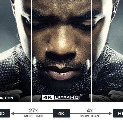 Ultra HD Movies