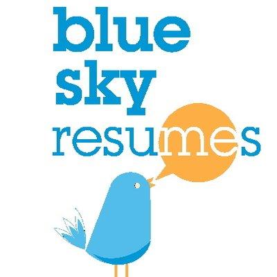 blue sky resumes blueskyresumes twitter
