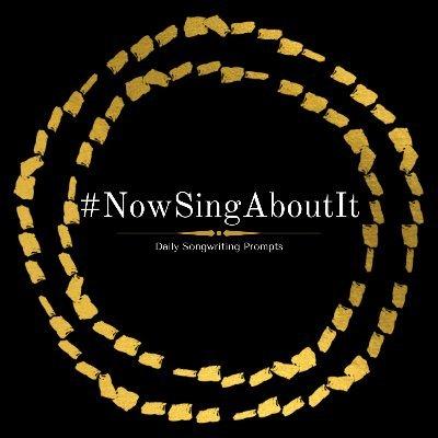 #NowSingAboutIt