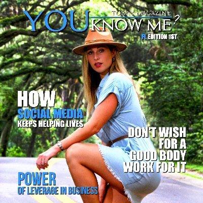 You Know Me? Today Magazine
