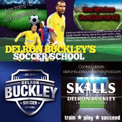 Delron Buckley On Twitter Every Morning You Have Two Choices To Sleep With Your Dreams Or To Wake Up And Chase Them So Come Join Us At The Delron Buckley Soccer School