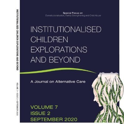 Institutionalised Children Explorations and Beyond