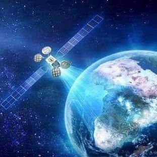 Satellite all world