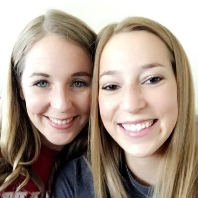 Sisters 👯♀️ BFFs 🍷 Taylor Swift Lovers 💖 Been to every concert tour + BamaJam '09 🎶 #seniorswifties *Account run mainly by Casey w/ guest tweets by Jamie