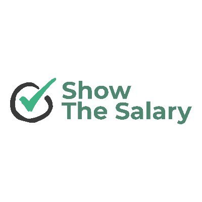 Show The Salary (@ShowTheSalary) Twitter profile photo