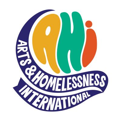 Arts & Homelessness International (@artshomelessint) Twitter profile photo