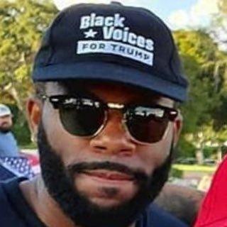 #BLACKSFORTRUMP