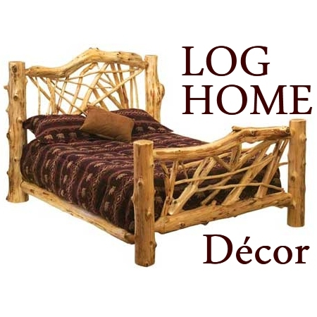 Log home d cor loghomedecor twitter Home decor images