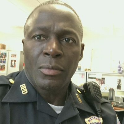 Sgt. Nelson #Cops4Trump