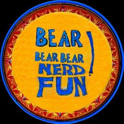 Bear BearBear Nerd Fun! [Big Bear]