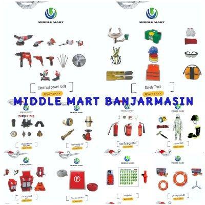 Middle Mart Banjarmasin