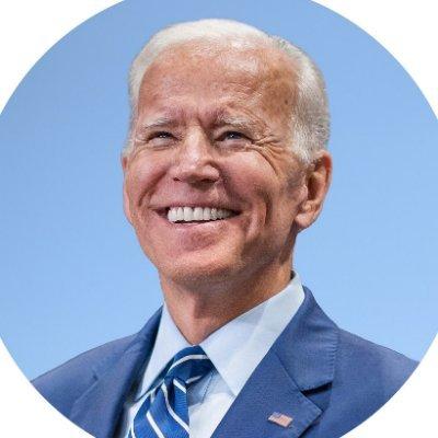 Joe Biden (@JoeBiden) Twitter profile photo