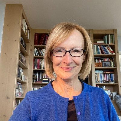 Judy Woodruff (@JudyWoodruff) Twitter profile photo