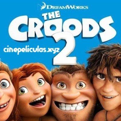 Los Croods 2 Película Completa En Castellano 2020 Croods Los Twitter