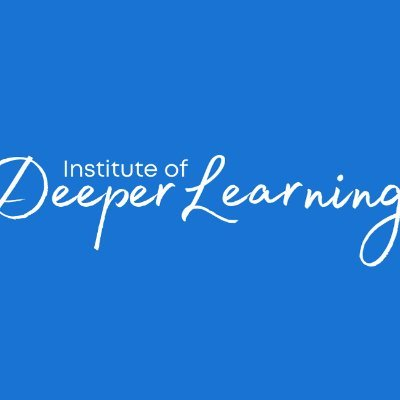 Institute of Deeper Learning (@InstituteDL) Twitter profile photo