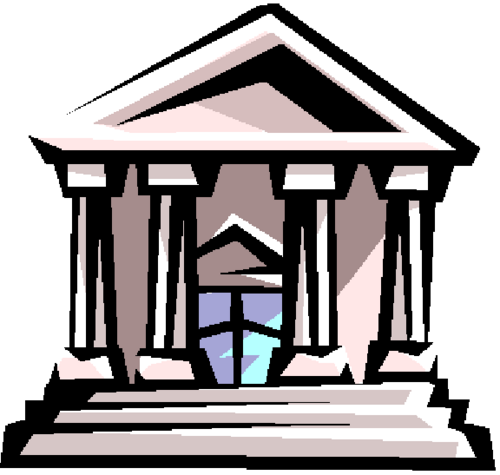 court reference   courtreference  twitter courthouse clipart white Cartoon Courthouse