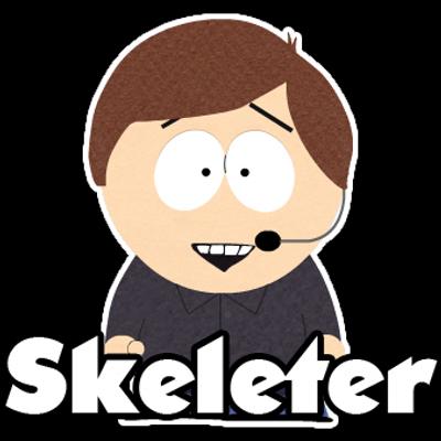 Skeleter on Twitter: