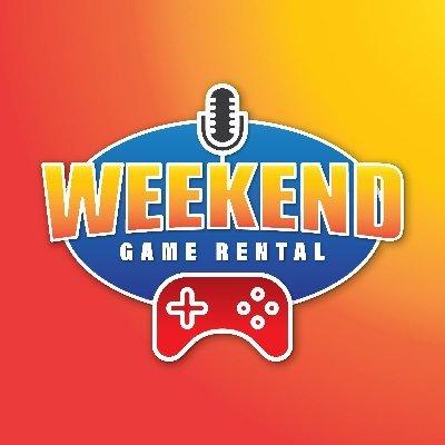 Weekend Game Rental