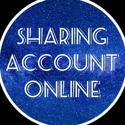 Sharing Account Online