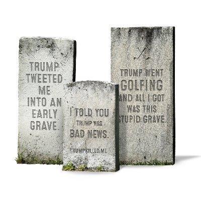 Tombstones for Trump Profile Image