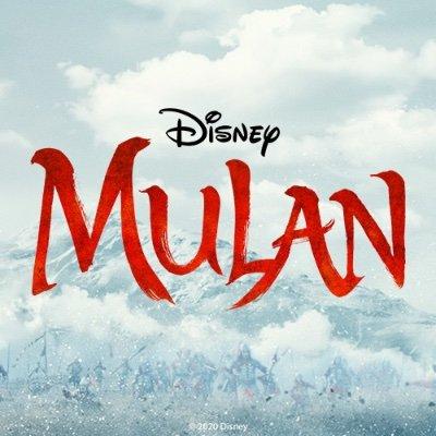 @DisneysMulan