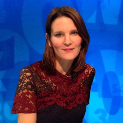 Susie Dent 💙 (@susie_dent) Twitter profile photo