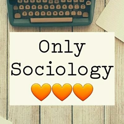 Jenn - The Rookie Sociologist (@OnlySociology) Twitter profile photo