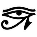 The eye of horus reasonably small
