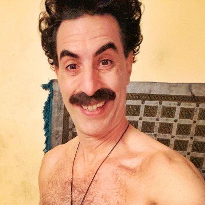 Borat (@BoratSagdiyev) Twitter profile photo