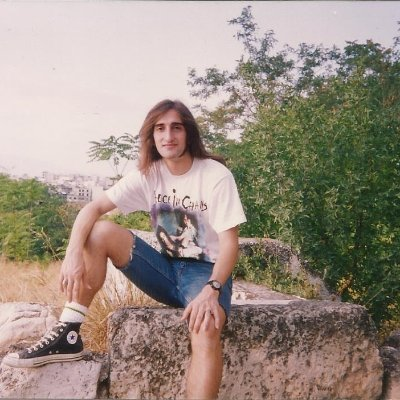 Costas Goulas (@LsabreAvenger )