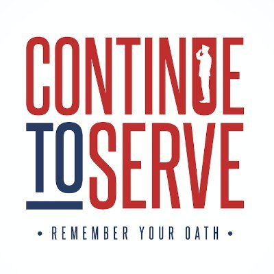 Continue to Serve