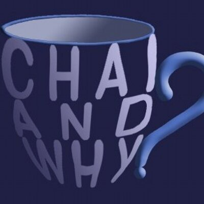 Chai and Why? on Twitter: